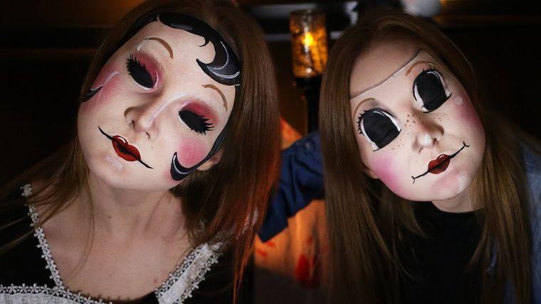 maquillaje original mascara purga