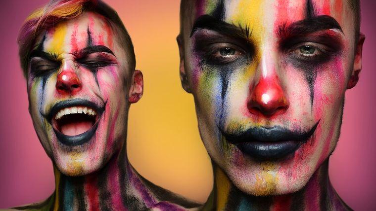 maquillaje para hombre colores