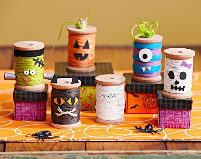 mesa halloween-decorar-risas