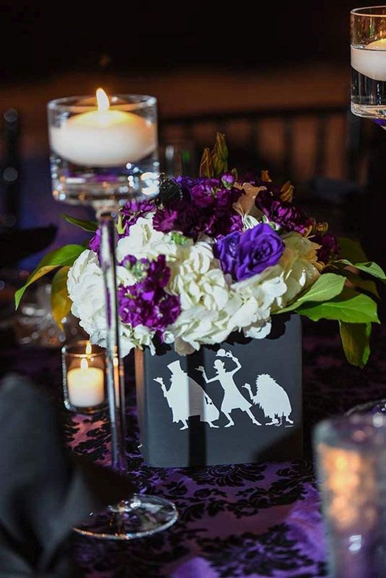 mesa halloween-estilo-flores