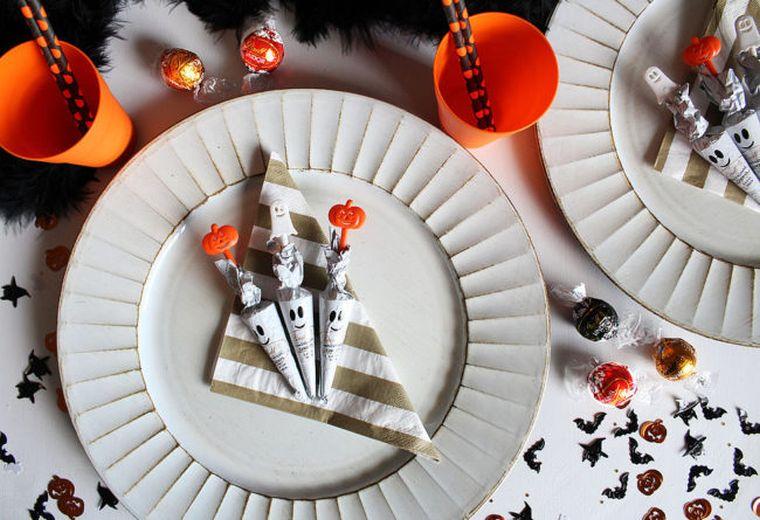 mesa halloween-estilo-naranja