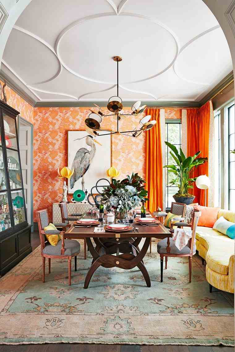planos de casas-hacienda-color-naranja