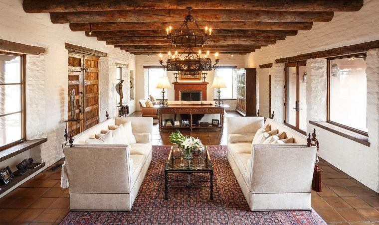 planos de casas-hacienda-estilo-original-sala