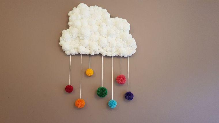 pompones nube