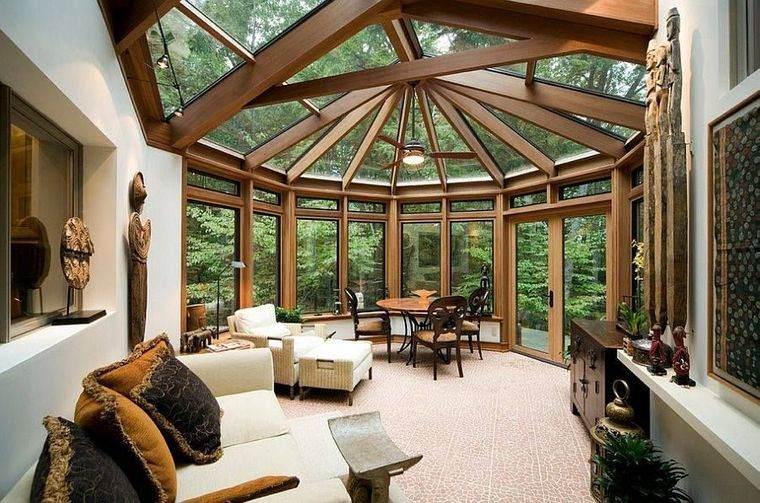 solárium marcos madera