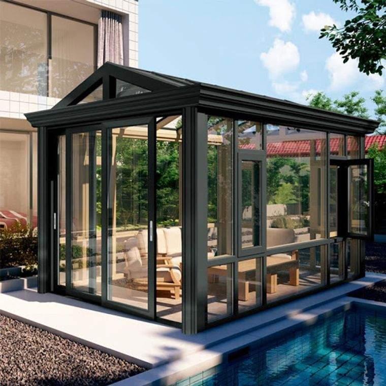 solárium piscina