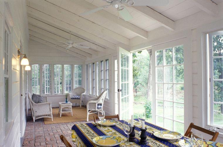 solárium sala de estar comedor