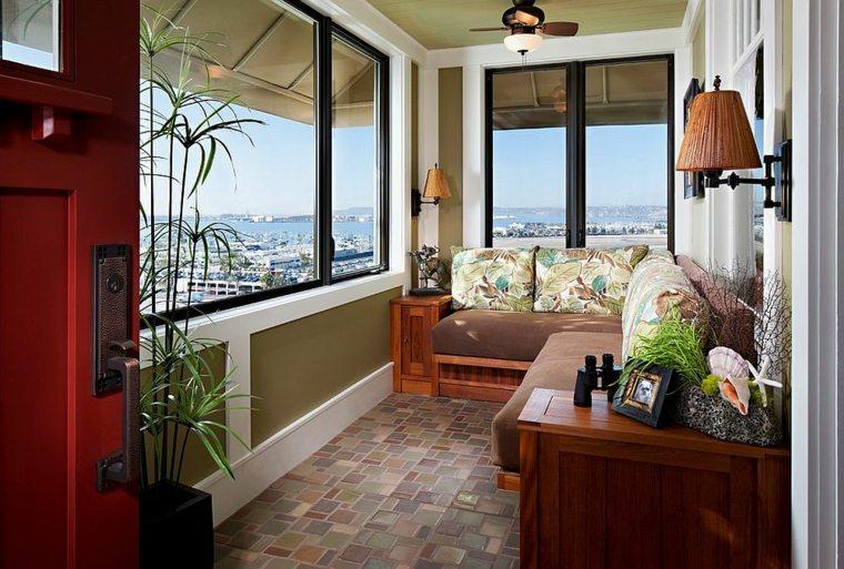 terraza-acristalada-diseno-muebles-teca