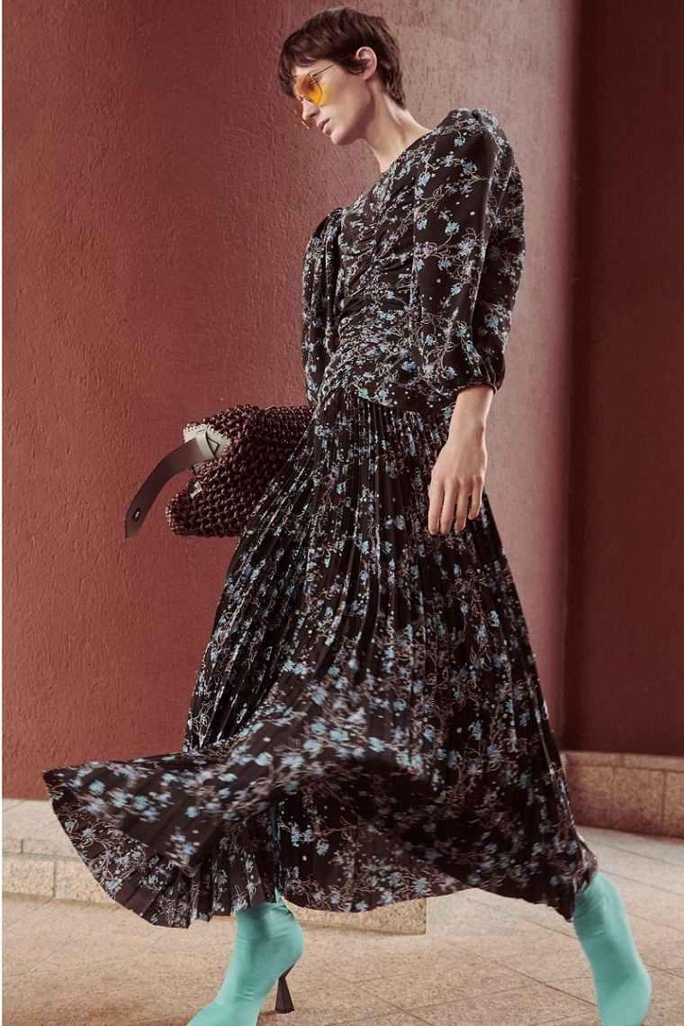 Diseño-floral-colores-vestido-ideas-givenchy