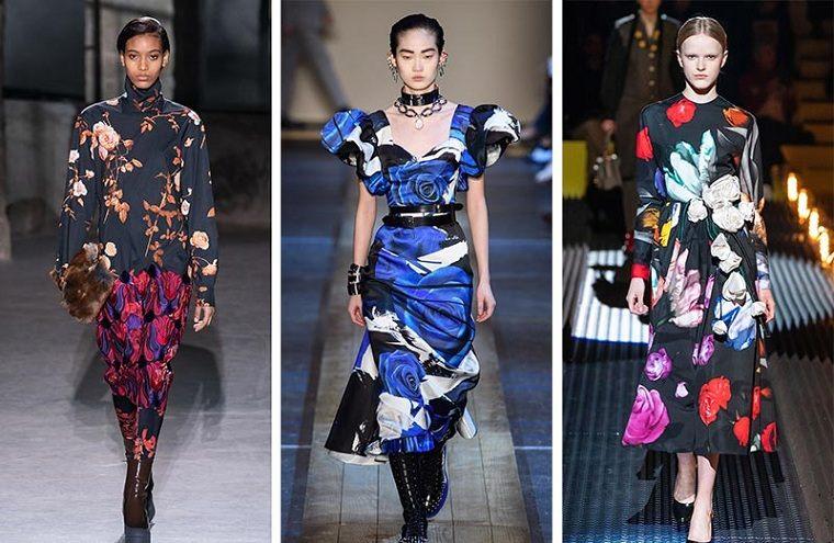 Diseño floral –  ¿Cómo llevar ropa con estampado floral esta temporada?