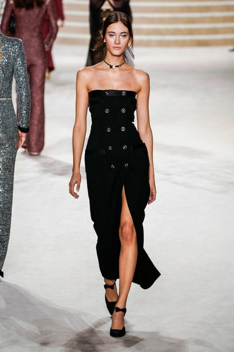 Vestido negro básico-ideas-estilo