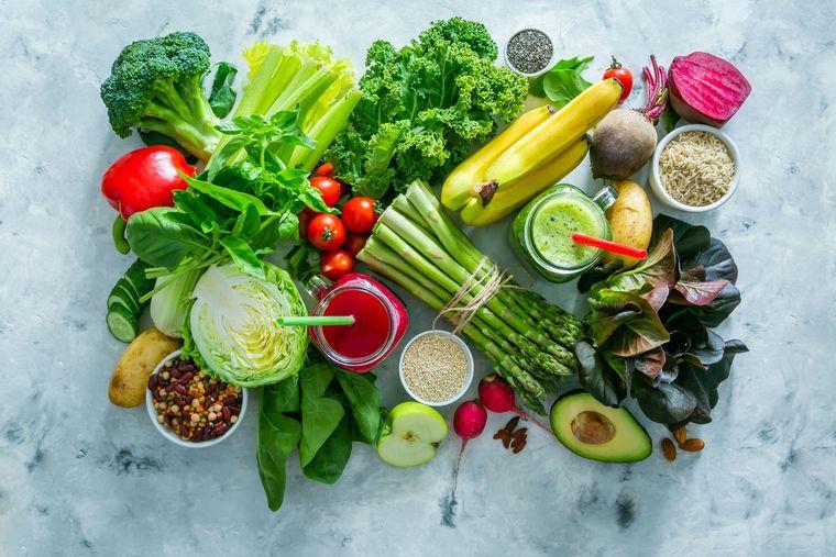 alcalinizar con alimentos
