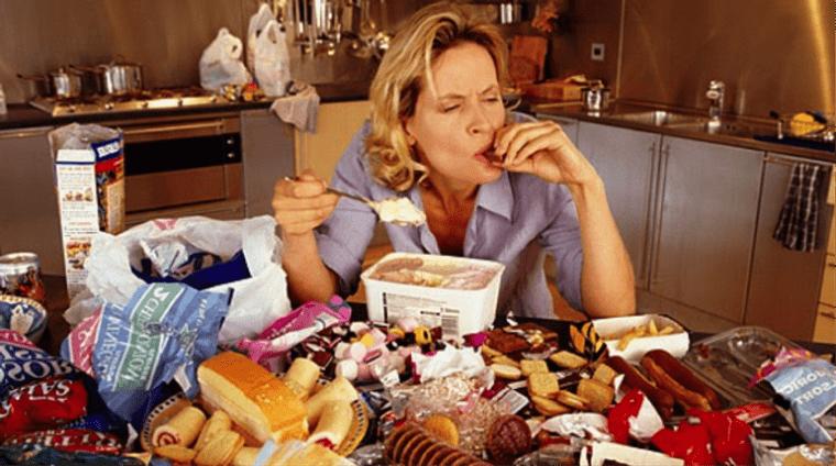 alimentación emocional aliviar estres
