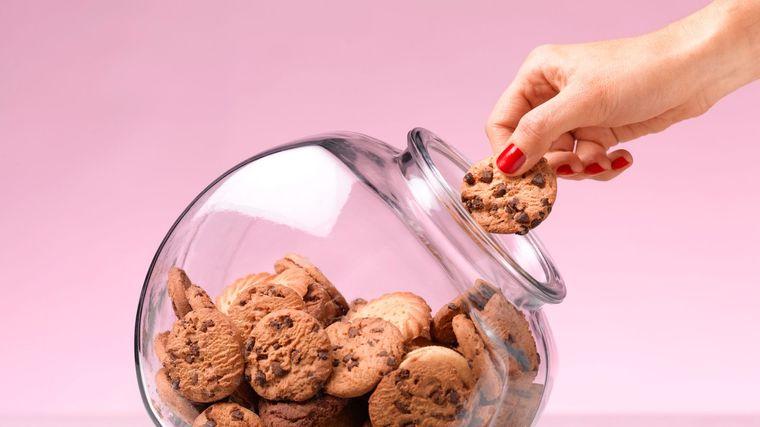 alimentación emocional dulces