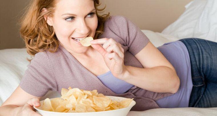 alimentación emocional habito