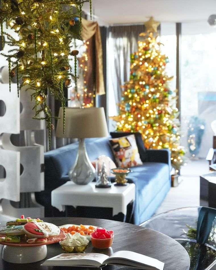 Árbol de navidad 2020-casa-decorada