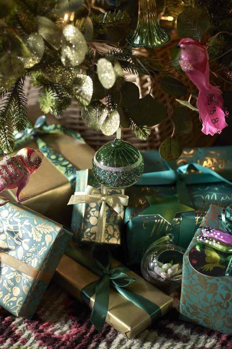 Árbol de navidad 2020-decoracion-verde