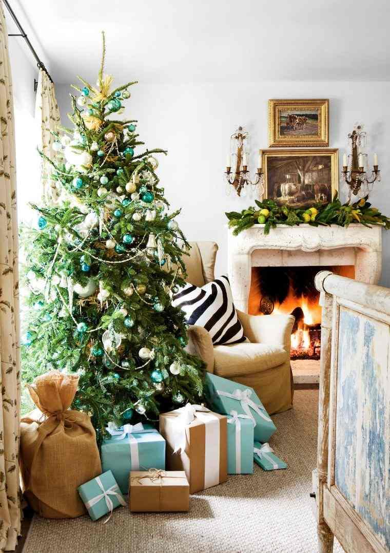 Árbol de navidad 2020 estilo-decoracion