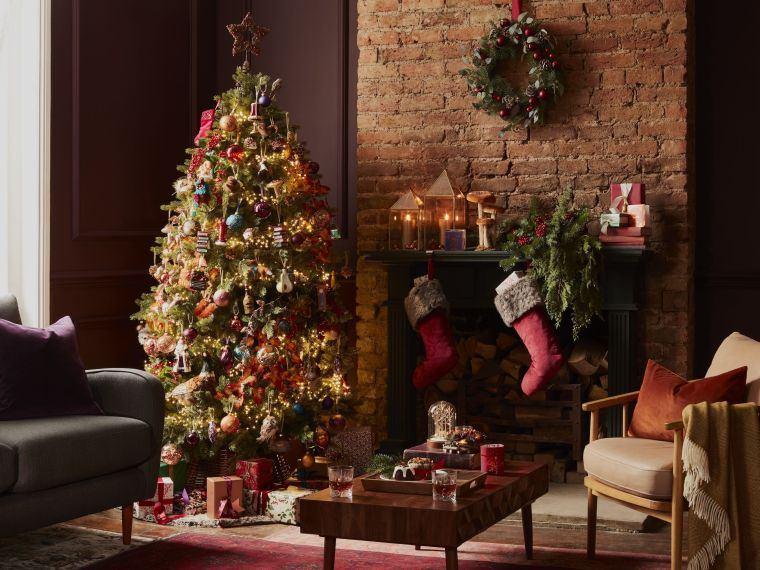 Árbol de navidad 2020-ideas-salon
