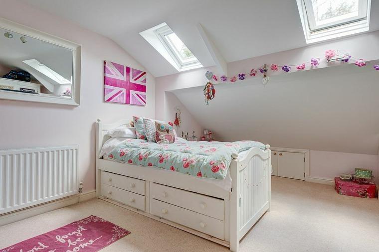 cama-estilo-nina-habitacion