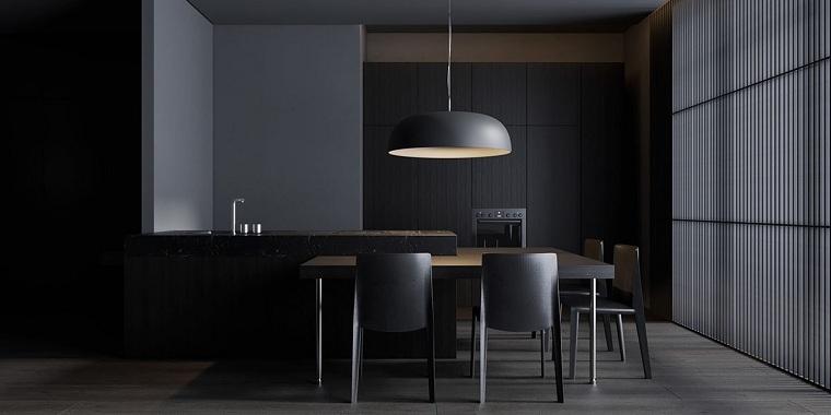 cocina-moderna-color-oscuro