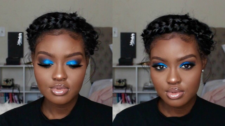 color-azul-maquillaje-estilo-mujer
