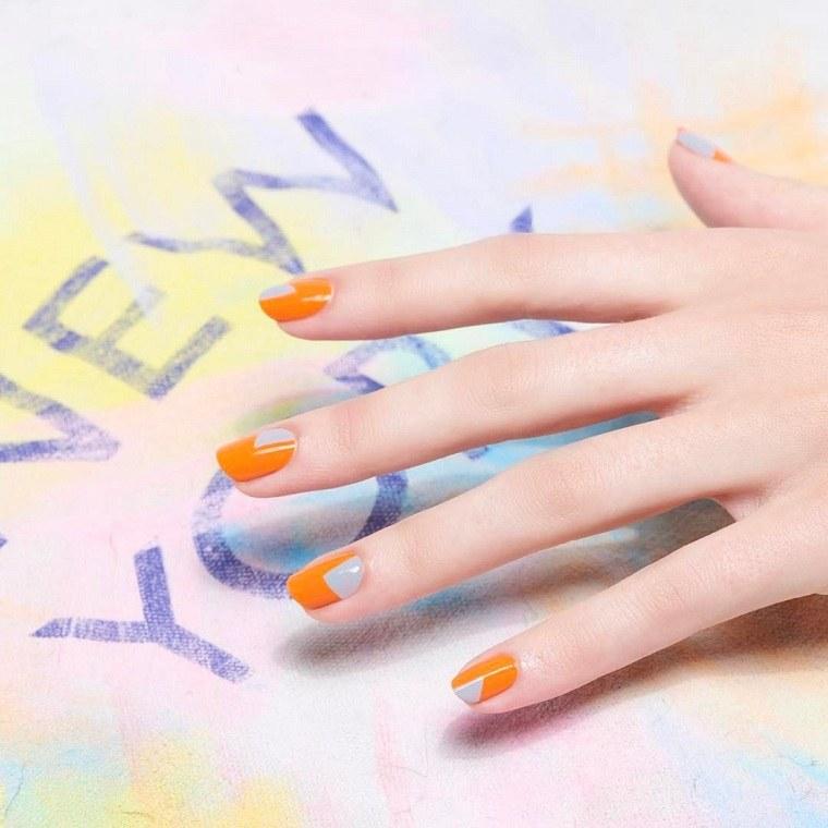 color-naranja-claro-ideas-unas-2020