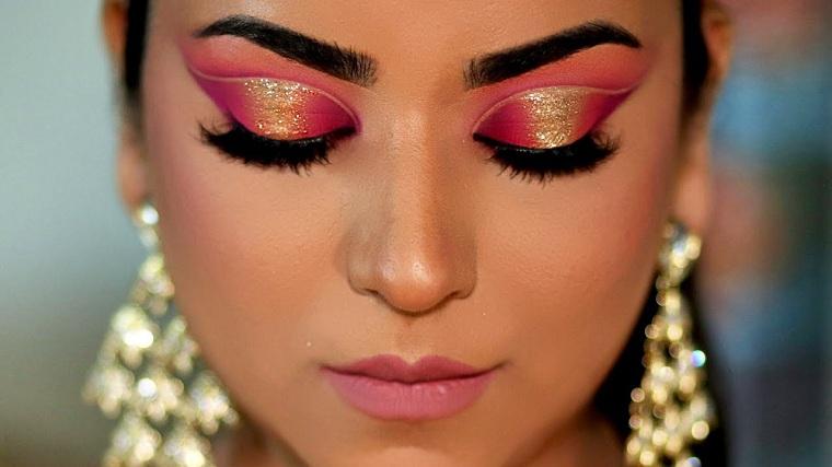 colores-brillants-ideas-dorado-rosa