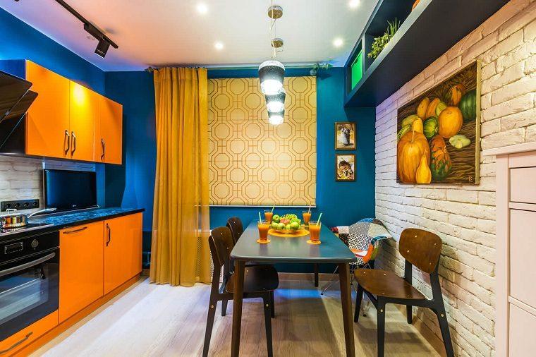 colores-de-muebles-de-cocina-color-naranja