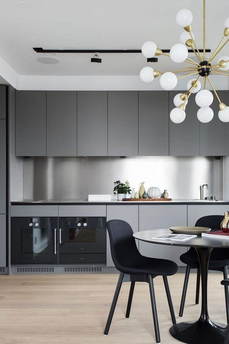 colores-de-muebles-de-cocina-gris