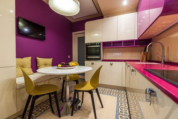 colores-de-muebles-de-cocina-purpura