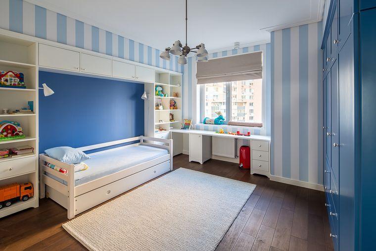 decoración dormitorios infantiles alfombra