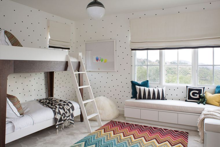 decoración dormitorios infantiles encantadores
