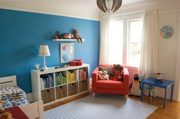 decoración dormitorios infantiles espacio pequeño