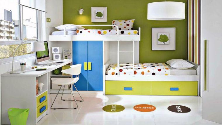decoración dormitorios infantiles ideas