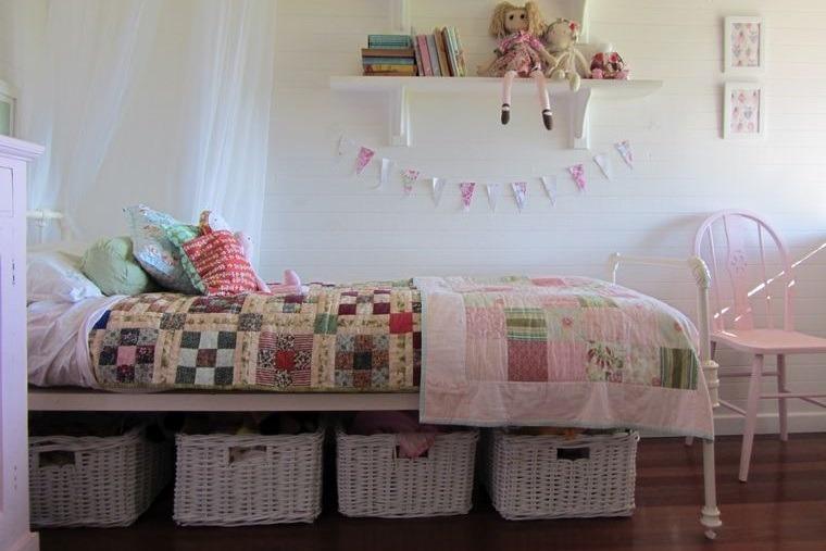 decoración dormitorios infantiles para niñas