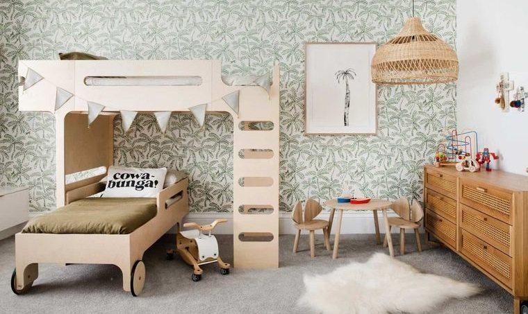 decoración dormitorios infantiles sencillos