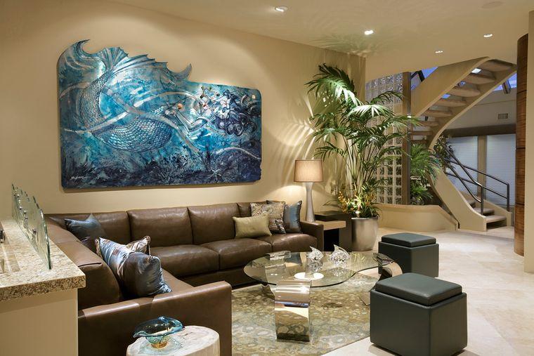 decoración moderna arte pared original