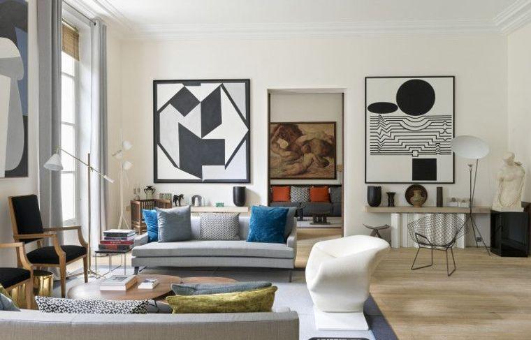 decoración moderna hogar