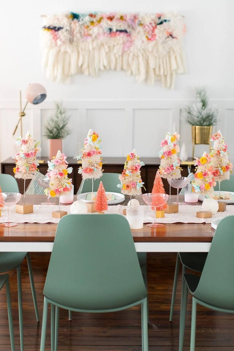decoracion-navidad-arbol-ideas-centro-mesa