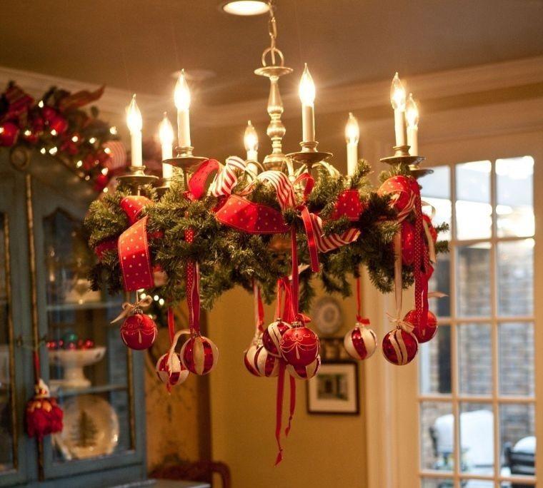 decoración original de lamparas