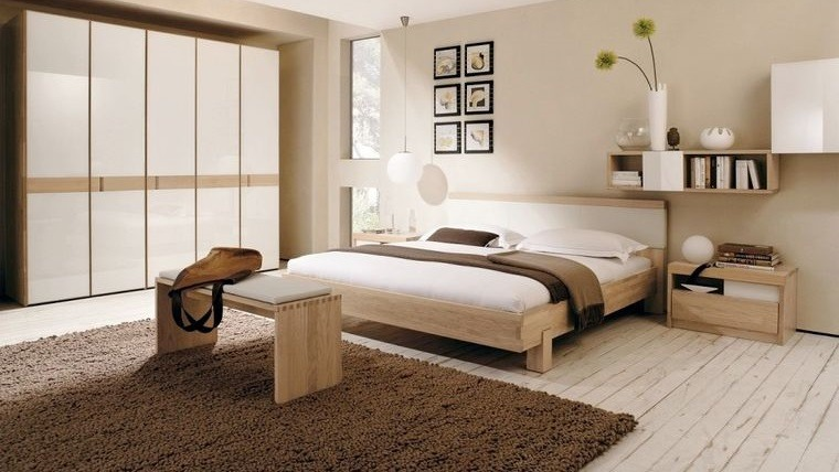 decoración zen dormitorios