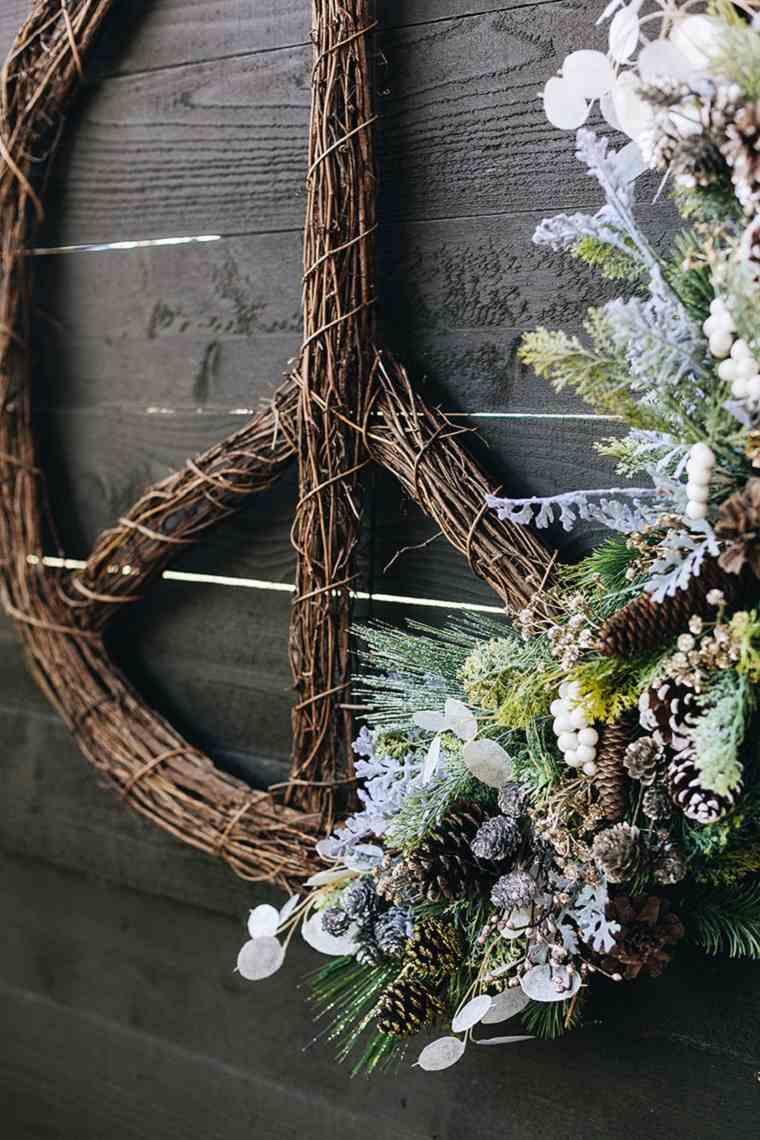 decorar-puerta-navidad-diy-corona