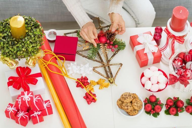 detalles navideños de bricolaje
