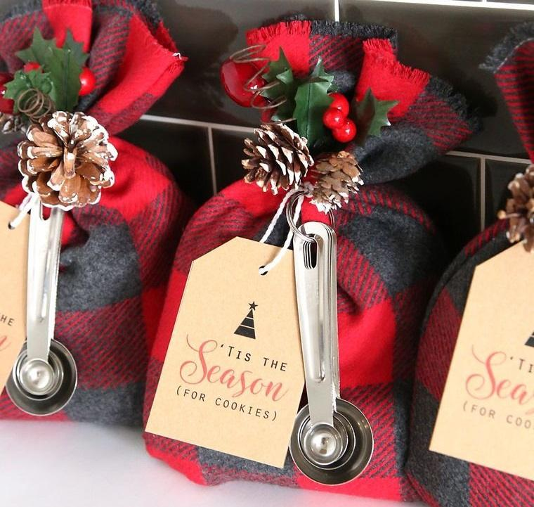 detalles navideños de regalo
