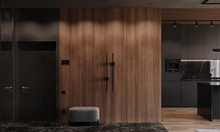 dormitorio-armario-puerta-ideas