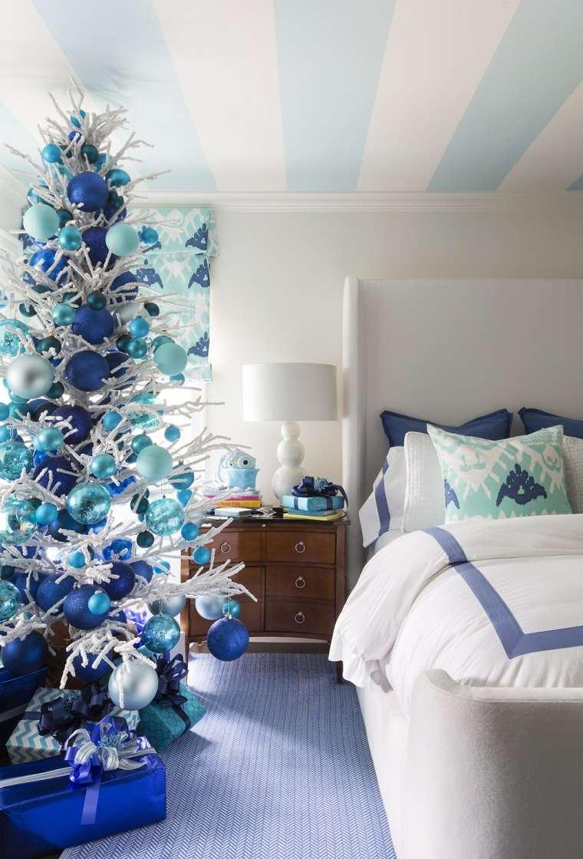 dormitorio-decoracion-color-turquesa-estilo