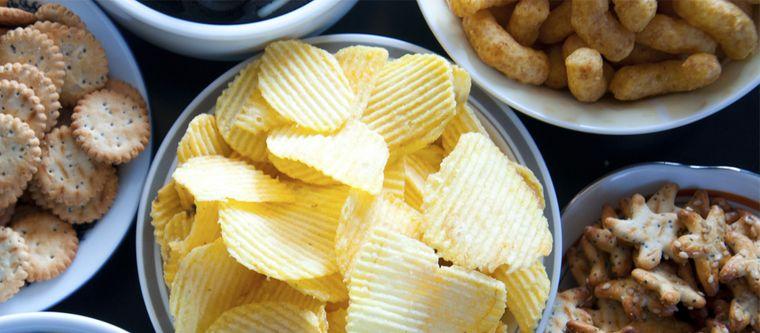 el antojo de sal snacks