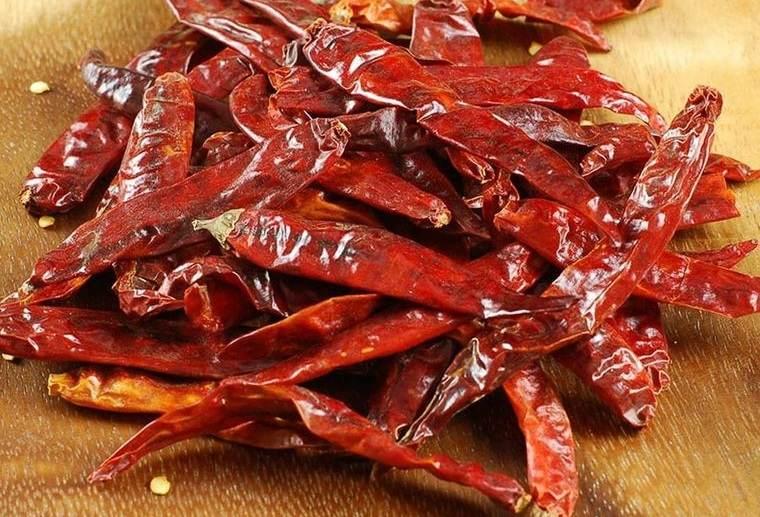 especias chinas aji rojo