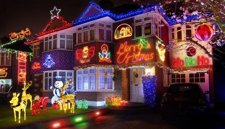 Espíritu navideño en la decoración al aire libre – Ideas inspiradoras